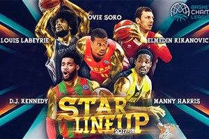 Star Lineup revealed, Kulboka Best Young Player