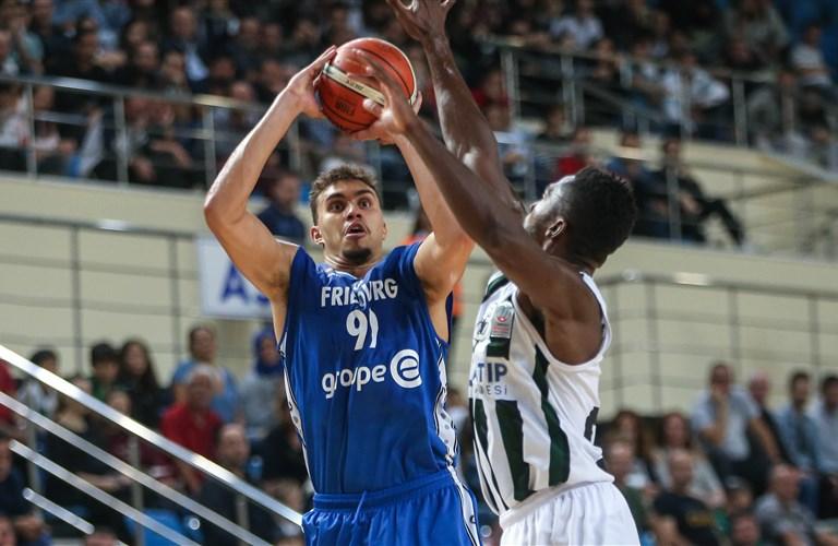 Calendario Eurobasket 2020.Basketball Champions League Qualification Rounds 2019 Fiba