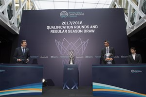 Basketball Champions League Qualification Rounds and Regular Season draw completed